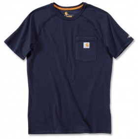 T-Shirt de travail - Force - 65 % cotton - 35% polyester CARHARTT
