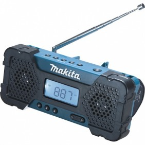 Radio de chantier 10,8 V Li-Ion (machine seule) - MR051 MAKITA