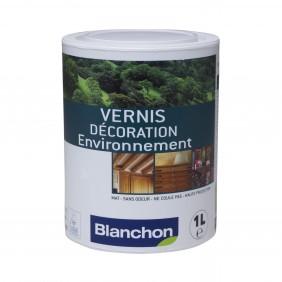 Vernis bois - sans odeur - Décoration Environnement BLANCHON