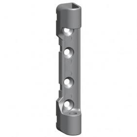Palier de compas M6/4 pour mécanisme oscillo-battants bois FERCO