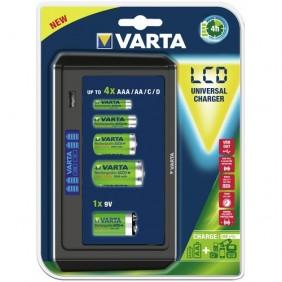 Chargeur Varta - LCD - Universal Charger VARTA