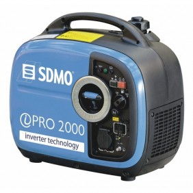 Groupe électrogène portable 2000W Inverter Pro 2000 SDMO