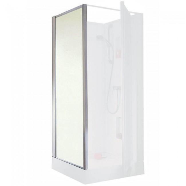 Kit d'encastrement pour cabine de douche Izibox et Ilo 2 - 80x80 cm LEDA