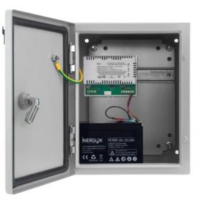 Alimentation secourue - pour gâches et ventouses électriques - IP 66 Izyx