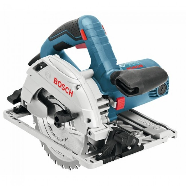 Scie circulaire 1350 W - GKS 55+ GCE Professional BOSCH