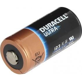 Pile lithium 3V 123 pour module électronique 495446 DELABIE