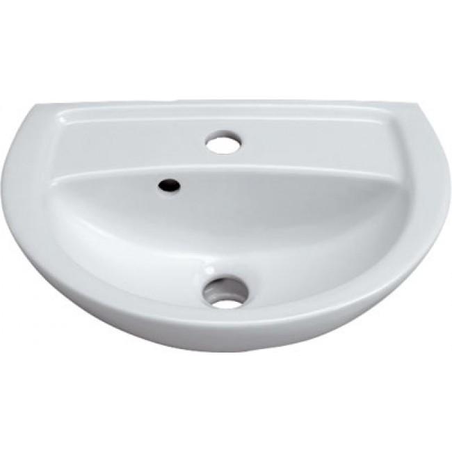 Lave mains en céramique - dimensions 45x32 cm - Sully SELLES