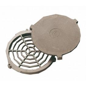 Bouchon de Demi-raccord de ventilation BRICOZOR