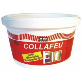 Colle pour produits réfractaires - Collafeu GEB