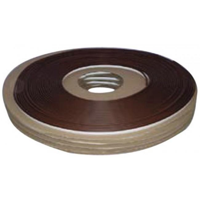 Joint d'étanchéité en PVC noir pour porte levante et coulissante - 16m KISO