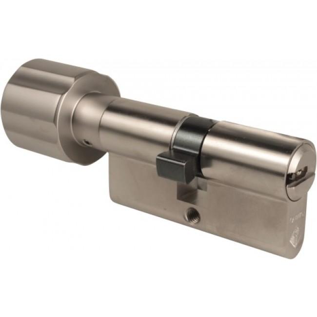 Cylindre de haute sûreté - double - à bouton - Bravus 2000 ABUS