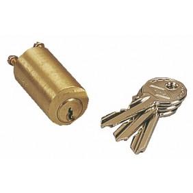 Cylindre simple de sûreté - pour Sécurichauffe - s'entrouvrant JPM