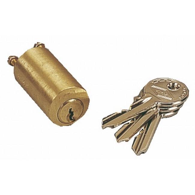 Cylindre simple de sûreté pour Sécurichauffe s'entrouvrant JPM
