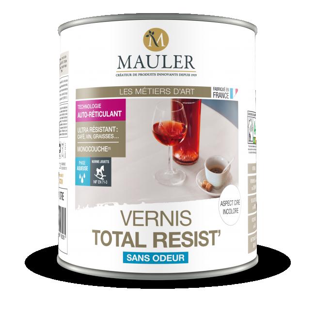 Vernis incolore - Total Résist' Mauler