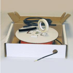 Câble Kit pour plancher rayonnant - 17w/ml - bi-conducteur SUD RAYONNEMENT