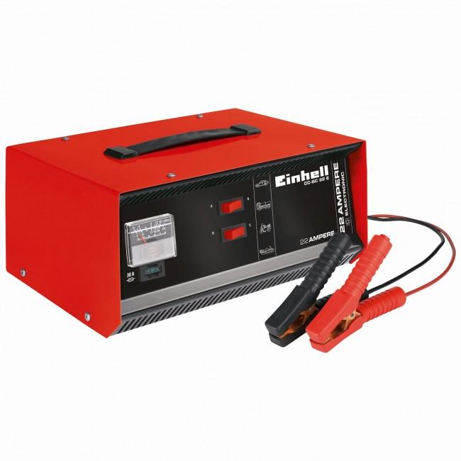 Chargeur de batterie CC-BC 22 E - Puissance 22 ampères EINHELL