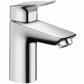 Mitigeur de lavabo - bec et fixe - confortzone - Logis 100 CoolStart HANSGROHE