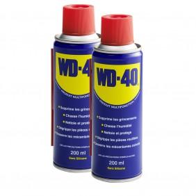 Lubrifiant multifonction WD40 – 200 ml WD40