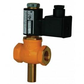 Electrovanne gaz naturel réarmement manuel GURTNER