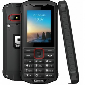 Téléphone mobile étanche - Spider X4 CROSSCALL