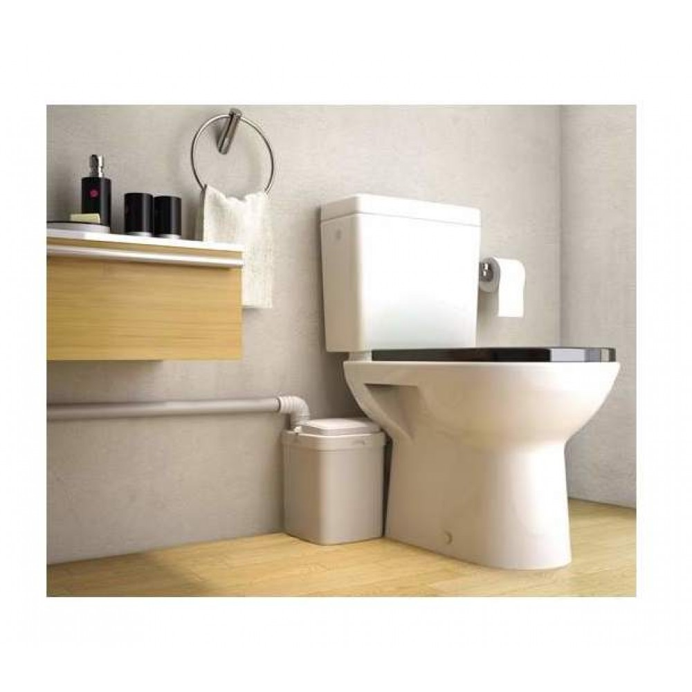 wc broyeur compact best comment installer un wc broyeur. Black Bedroom Furniture Sets. Home Design Ideas