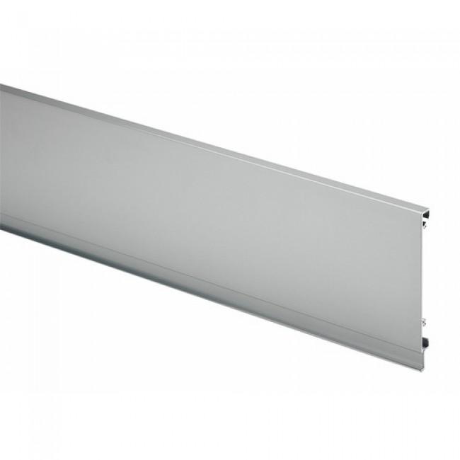 Paroi arrière recoupable pour tiroir InnoTech Atira-H 144 mm-argent HETTICH