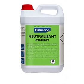 Neutralisant ciment - préparation avant peinture BLANCHON