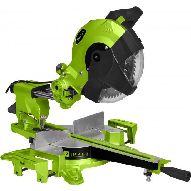 Scie à onglets radiale - puissance 1800 watts - 250 mm - KGS250-310 ZIPPER