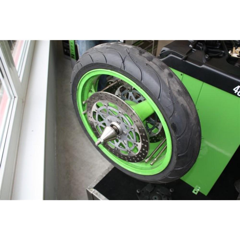 adaptateur pack d monte pneu moto rmm95ma zipper bricozor. Black Bedroom Furniture Sets. Home Design Ideas