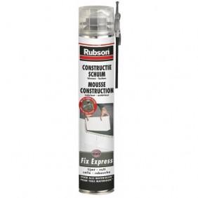 Mousse polyuréthane adhésive de construction - Fix Express RUBSON