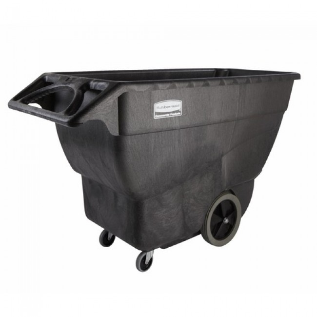Chariot benne - volume 800 litres RUBBERMAID