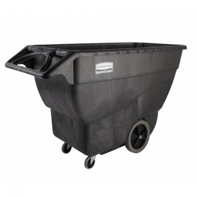 Chariot benne à bascule - volume 800 litres RUBBERMAID