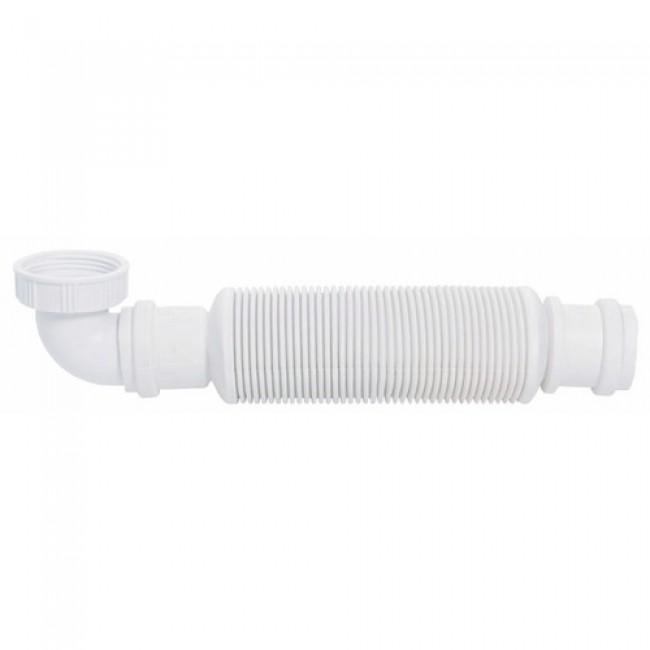 Siphon de lavabo extra-plat - sans garde d'eau - Senzo WIRQUIN PRO