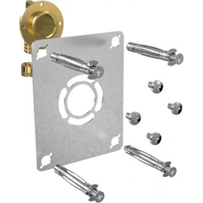 Fixation robinetterie monotrou à glissement - per 16 mm - Robifix GRIPP