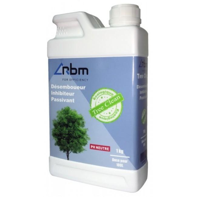 Additif multifonctions - traitement réseaux de chauffage - Treen clean RBM