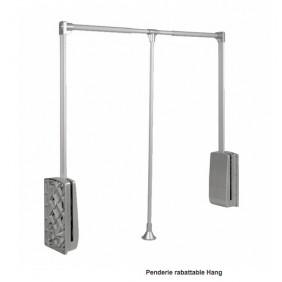 Penderie escamotable Hang-charge 12kg EMUCA