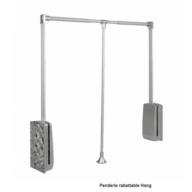 Penderie escamotable Hang-charge 12kg