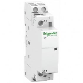 Contacteur modulaire bipolaire - sans commande manuelle - Acti9 iCT SCHNEIDER
