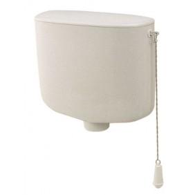 Réservoir wc haut blanc NICOLL