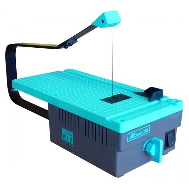 Scie électromagnétique à col de cygne - 230 volts MAXICRAFT