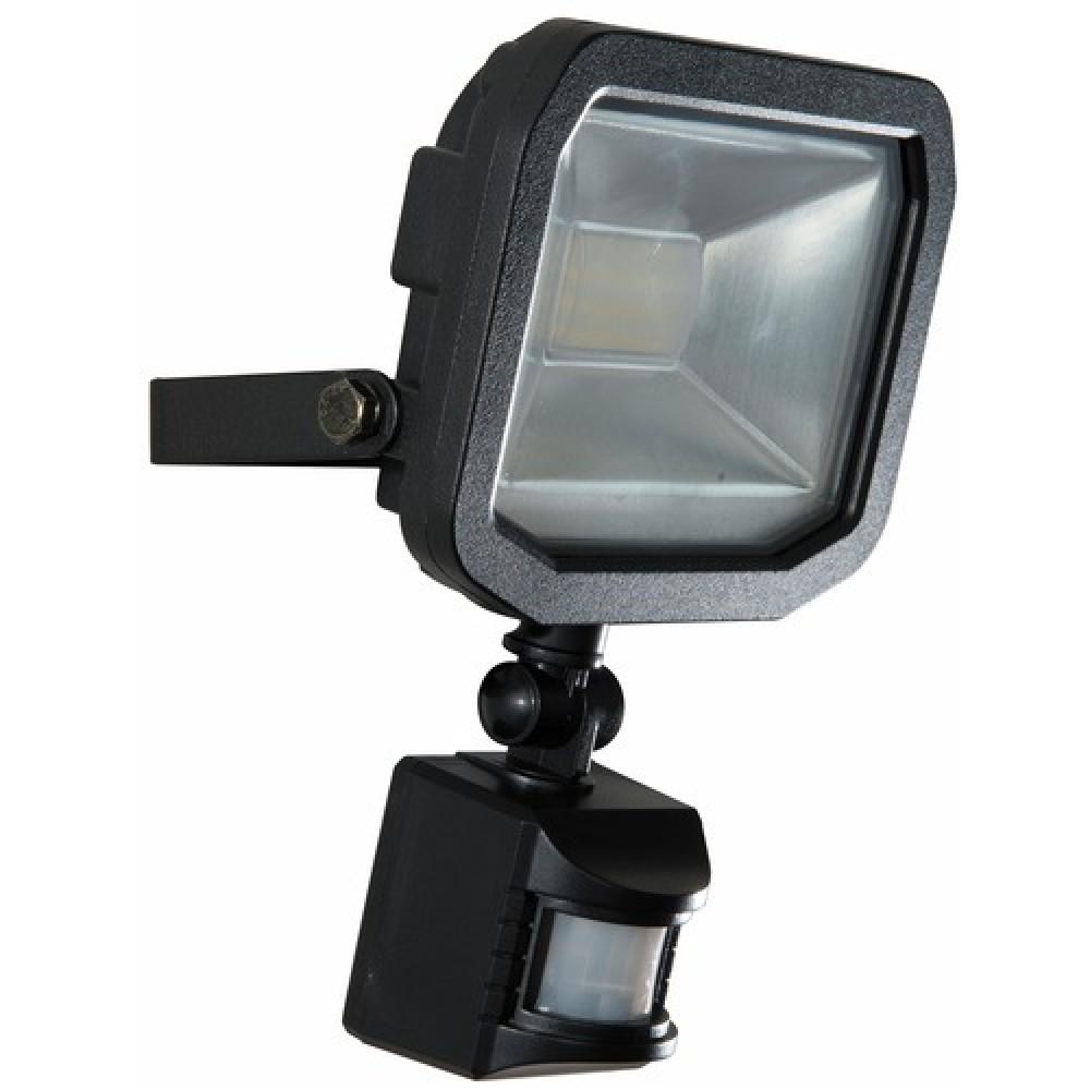 Projecteur  détection extérieur Ultra Plat IP65 LED LUCECO