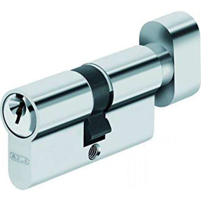 Cylindre à bouton varié à profil européen - 5 goupilles - E5 ABUS