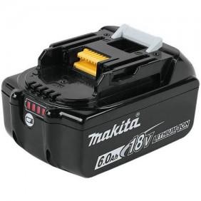 Batteries Lithium-ion - BL 1860B - 18V - 6Ah MAKITA