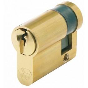 Demi cylindre - V5 5100 - variure UA 1001 - laiton poli VACHETTE