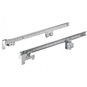 Coulisses pour tiroirs caisson office Systema KA 270 HETTICH