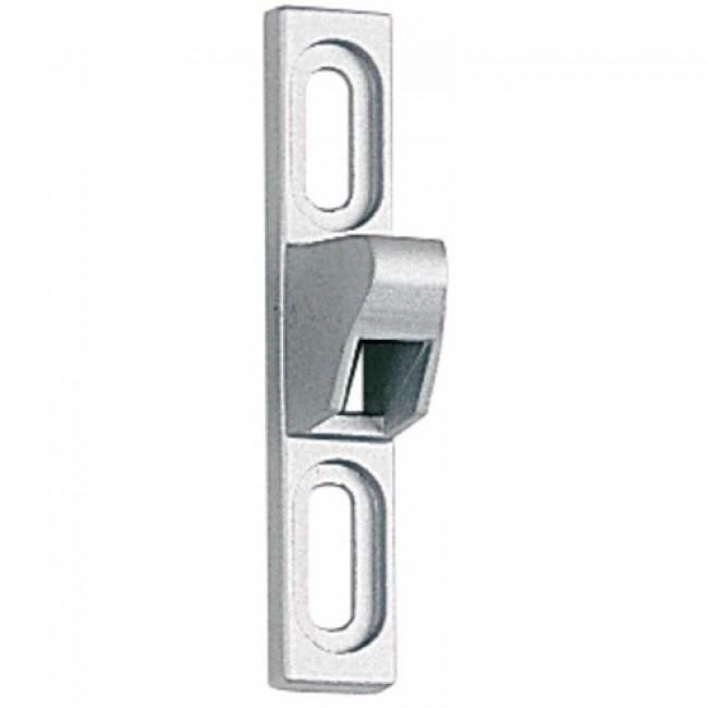 Gâche pour fermetures encastrées - pour coulissant aluminium - 2117D LA CROISÉE DS