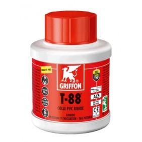Colle pour PVC rigide - prise rapide et sans THF - T88 GRIFFON