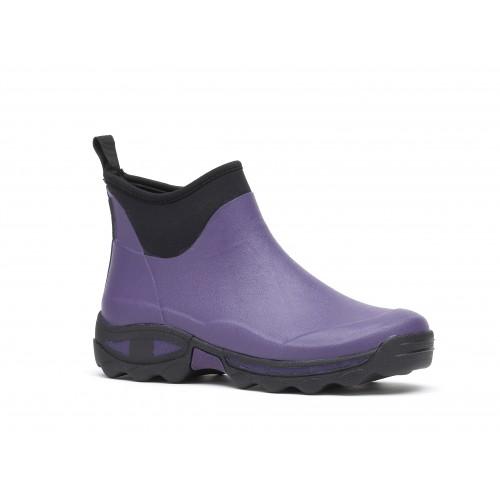 Chaussures multi-activités semelle auto-nettoyante Clean Lady violette T.36 à 41