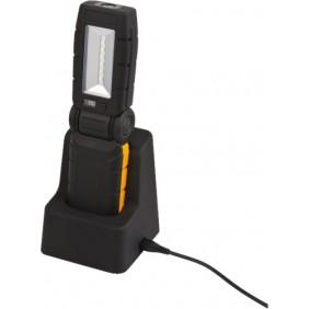 Lampe torche - 6 LED façade SMD - aimantée BRENNENSTUHL