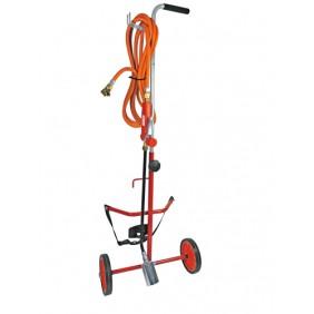 Kit désherbeur thermique et chariot - 50kW EXPRESS